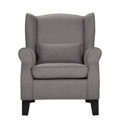 Schiller Arm Chair - Gray - Wayfair