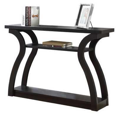 Console Table - Cappuccino - AllModern