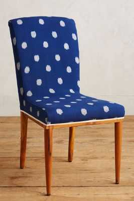 Elza Ikat Dining Chair - Anthropologie