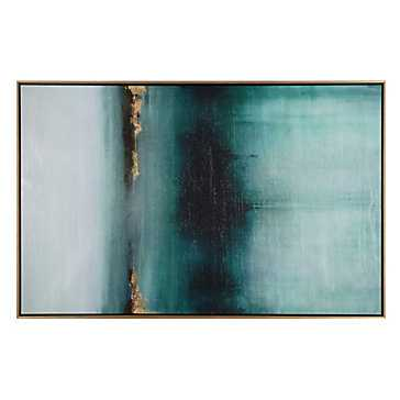 """Another Way - Canvas - 30""""W x 47""""H - framed - Z Gallerie"""