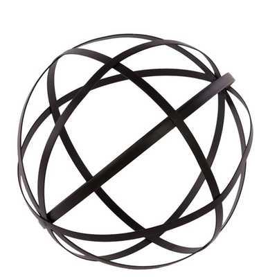 "Metal Orb Dyson Sphere Design Decor-8"" - AllModern"