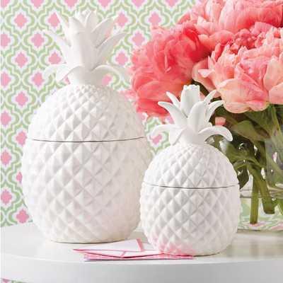 Candelabra Home Pineapple Jars - Small - Candelabra