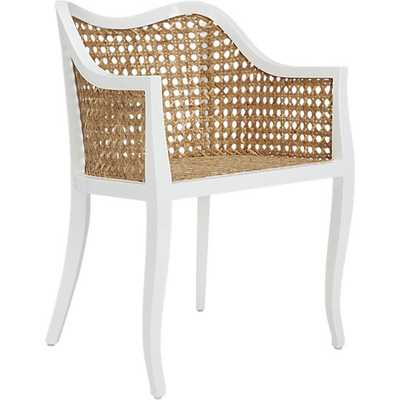 Tayabas cane side chair - app.havenly.com