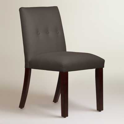 Twill Jule Upholstered Dining Chair - World Market/Cost Plus
