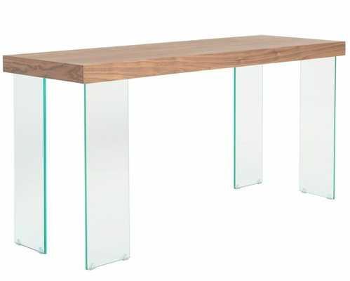 Oxnard Console Table WALNUT - Apt2B