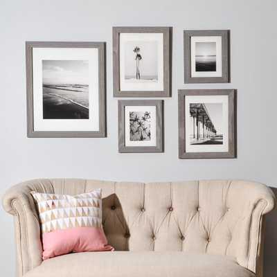Gallery wall set- 5 Prints -  Unframed - Wander Print Co.