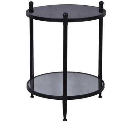 Reflections End Table by Crestview - AllModern