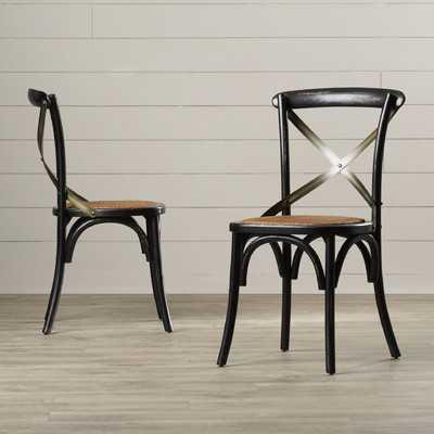 Argyle Side Chair - Hickory - Wayfair
