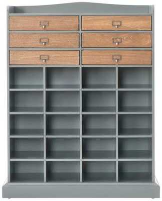 HUDSON SHOE CUBBY - Home Decorators