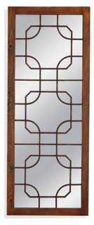 Nadia Floor Mirror - One Kings Lane