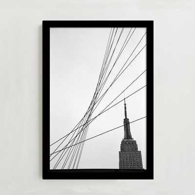"Framed Print - Empire- 14""w x 20""l. - West Elm"