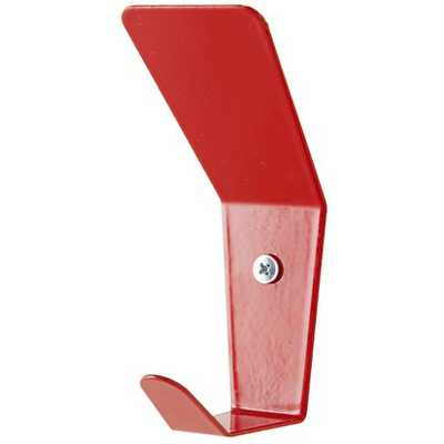 Red Every Which Way Wall Hook - Land of Nod