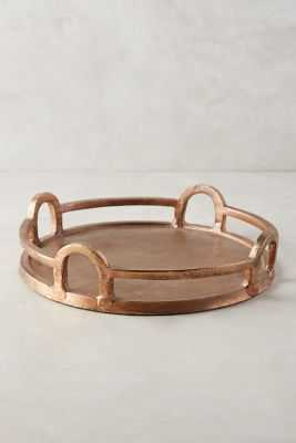Copper-Handled Tray - Anthropologie