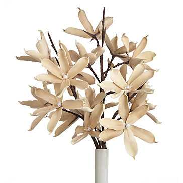 Magnolia Stem - Set of 3 - Z Gallerie