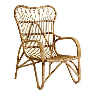 Rattan Arm Chair - AllModern