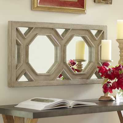 Hexa Mirror - Birch Lane