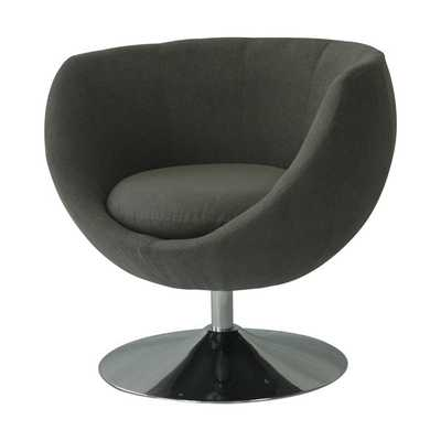 Overman Originals Globus Swivel Chair - Overstock