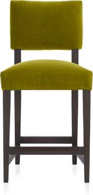 Cody Upholstered Counter Stool - Crate and Barrel