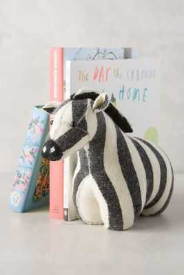Soft & Sturdy Bookend - Anthropologie