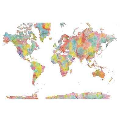 World Map 1 - Wayfair