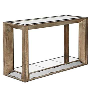 Pascual Console Table - Z Gallerie