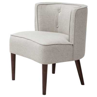 Sierra Off White Accent Chair - Overstock