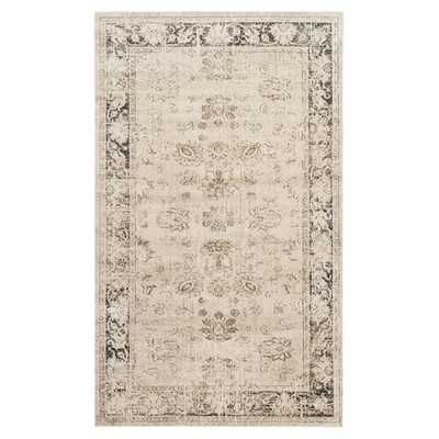 "Rockport Beige Area Rug - 6'7"" x 9'2"" - Wayfair"