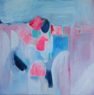 Abstract Wall Art - 36x36, Canvas - Etsy