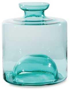 """8"""" Ink-Bottle Stacking Vase - One Kings Lane"""