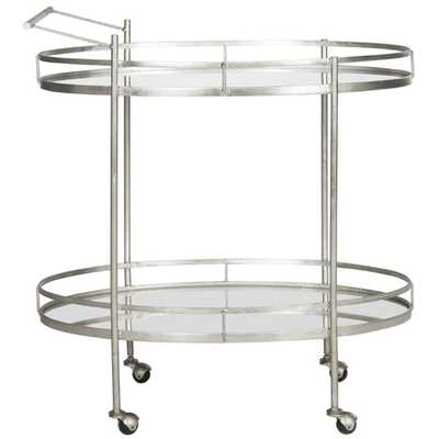 Dante Bar Serving Cart - AllModern