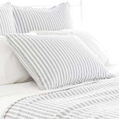 Pine Cone Hill Town & Country Matelasse Pillow Sham euro - Layla Grace