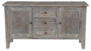 Edith 3-Drawer Sideboard - One Kings Lane