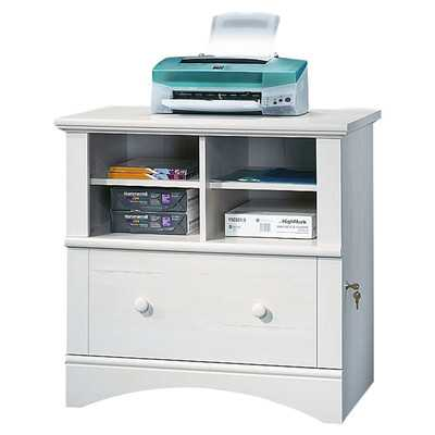 Harbor View 1 Drawer File Cabinetby Sauder - Wayfair