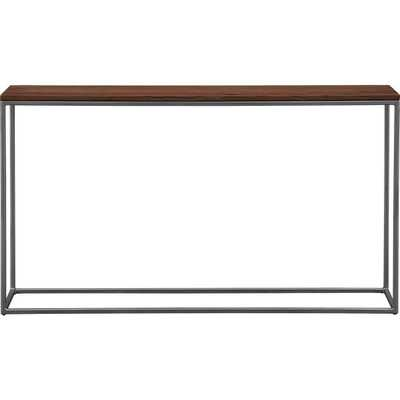 Framework console table - CB2