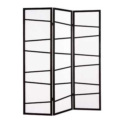 Screen 3 Panel Room Divider - AllModern