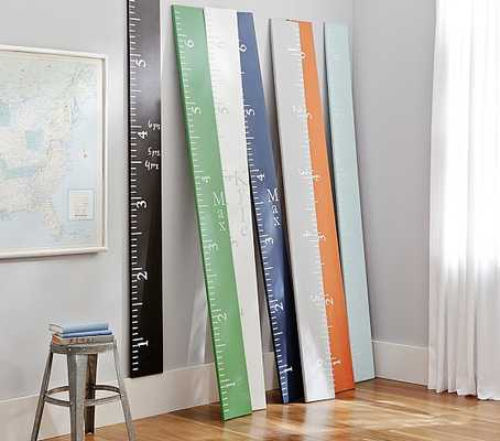 Personalized Growth Charts - Pottery Barn Kids