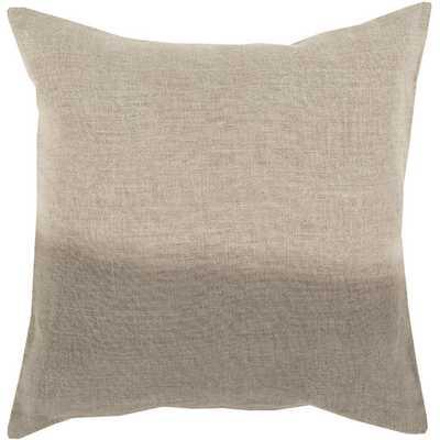 Bea Linen Throw Pillow - polyester fill includeed - AllModern
