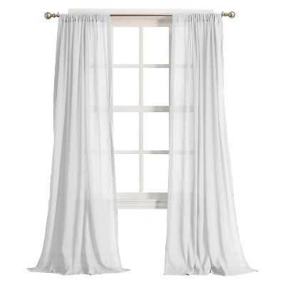 No. 918 Harvey Cotton Gauze Curtain Panel - Target