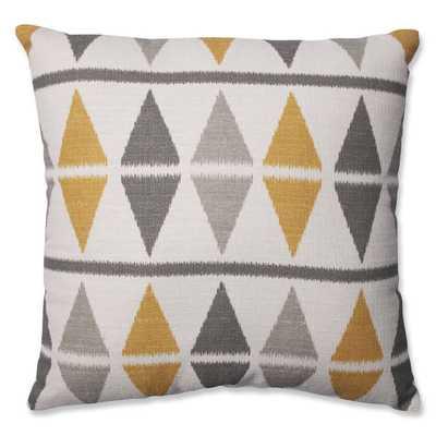 Birch Throw Pillow - 16.5x16.5 - wiyh insert - Overstock