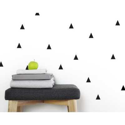 Triangle Wall Decal - AllModern