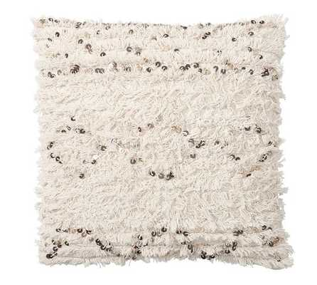 "Moroccan Wedding Blanket Pillow Cover, 24"" sq. - Pottery Barn"