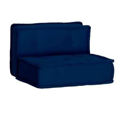 Cushy Lounge Collection - Armless Chair Cushion - Pottery Barn Teen