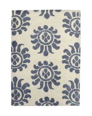 Azul Handpainted Rug - Serena and Lily