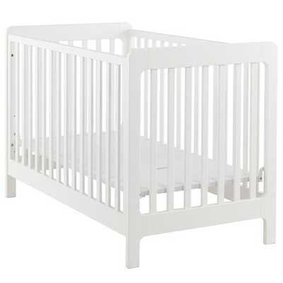 White Carousel Crib - Land of Nod