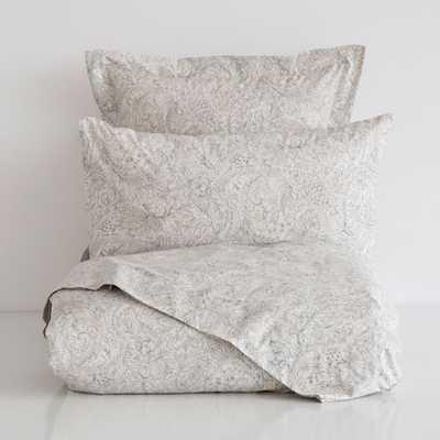 PRINTED COTTON TOP SHEET - Zara Home
