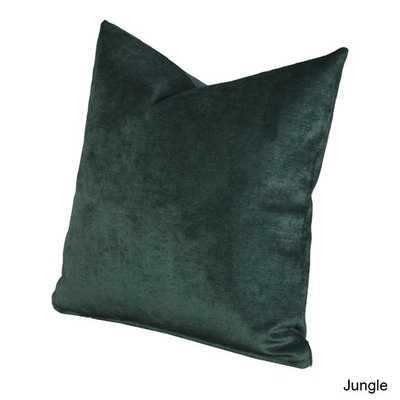 "Padma Throw Pillow- 20"" H x 20"" W x 6"" D- Jungle - Insert Sold Separately - AllModern"