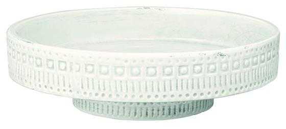 COCO PEDESTAL - WHITE - Home Decorators