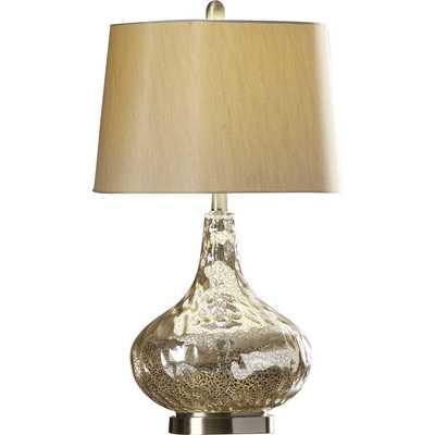"Agatha 26"" H Table Lamp with Empire Shade - Birch Lane"