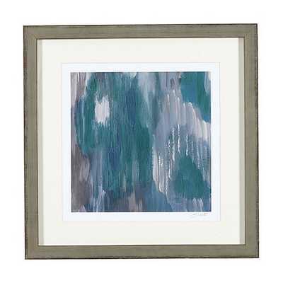 Marine Shimmer Framed Art - Print IV - Ballard Designs