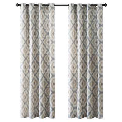"Ankara Single Curtain Panel - 84""x 50"" - Wayfair"
